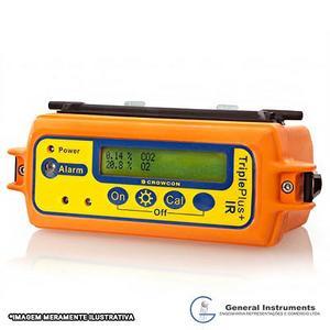 Aluguel de detector de gases