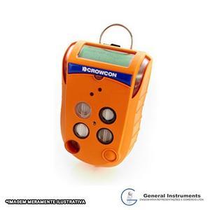 Assistência técnica de detector de gás