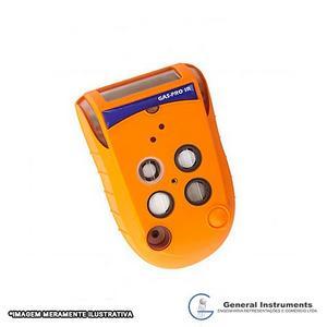 Detector de gás portátil preço