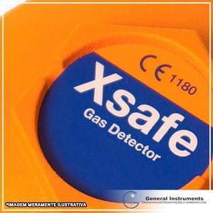 Detectores de gases fixos