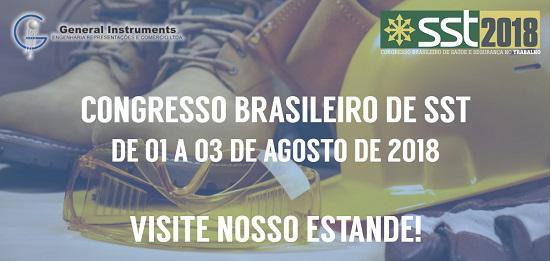 Congresso Brasileiro de Saúde e Segurança no Trabalho