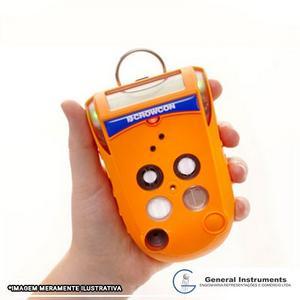 Calibração de medidor de gases