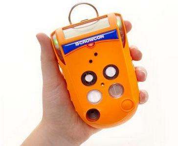 Detector de co portatil