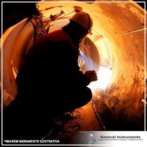 Detector de gases espaço confinado