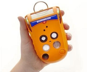 Detector multigas com bomba