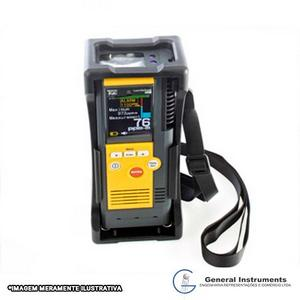 Medidor de gases portátil