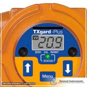 Sistema de detecção de gases