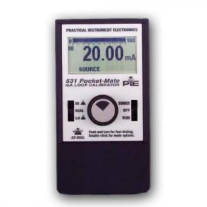 Calibrador de Corrente PIE 531