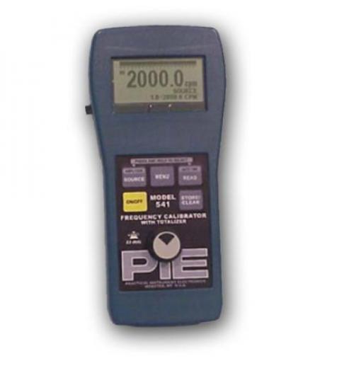 Calibrador de Frequência PIE 541