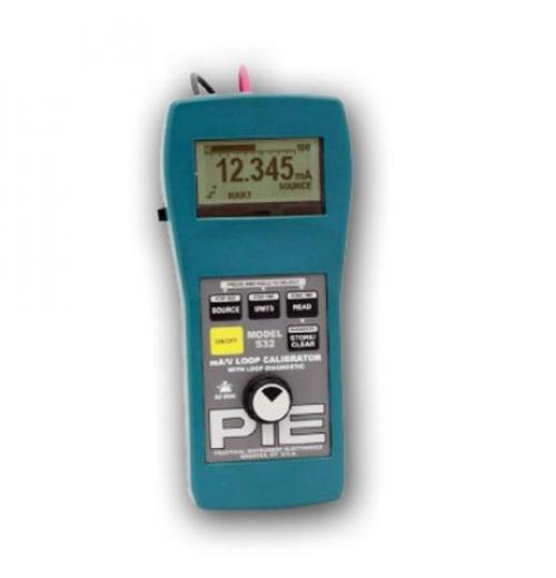 Calibrador de Loop / Tensão / Milliampere PIE 532
