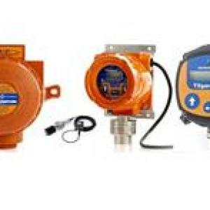 Detecção de Gás | Sistema Fixo