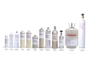 Cilindros de Gás para Calibração e Bump Test